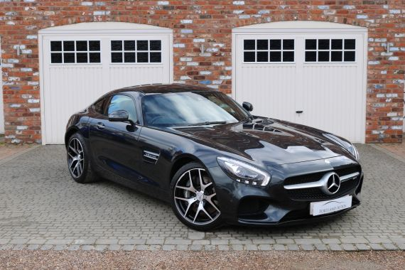 Used MERCEDES GT in Yorkshire for sale