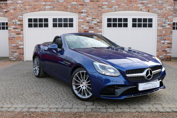 Used MERCEDES SLC in Yorkshire for sale