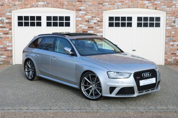 Used AUDI A4 in Yorkshire for sale