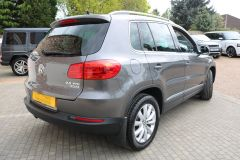 VOLKSWAGEN TIGUAN MATCH TDI BLUEMOTION TECH 4MOTION DSG - 3033 - 11
