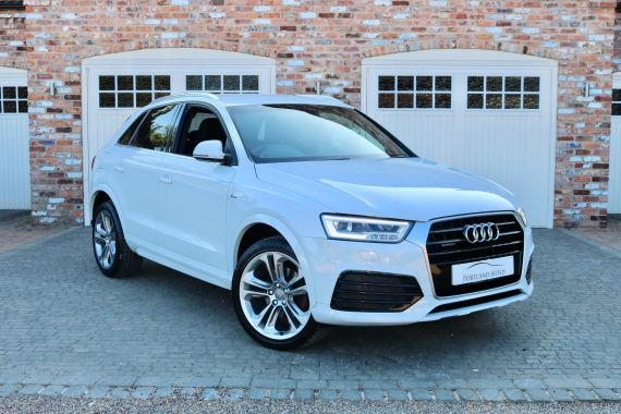Used AUDI Q3 in Yorkshire for sale