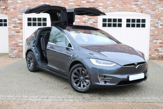 Used TESLA MODEL X  in Yorkshire for sale