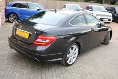 MERCEDES C-CLASS C220 CDI BLUEEFFICIENCY AMG SPORT - 3399 - 6
