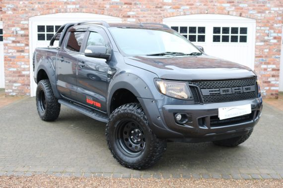 Used FORD RANGER in Yorkshire for sale