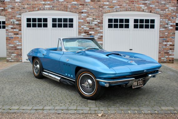 Used CHEVROLET CORVETTE in Yorkshire for sale