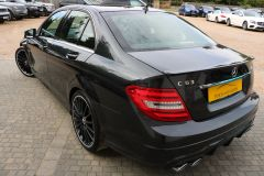 MERCEDES C-CLASS C63 AMG EDITION 125 - 3795 - 18