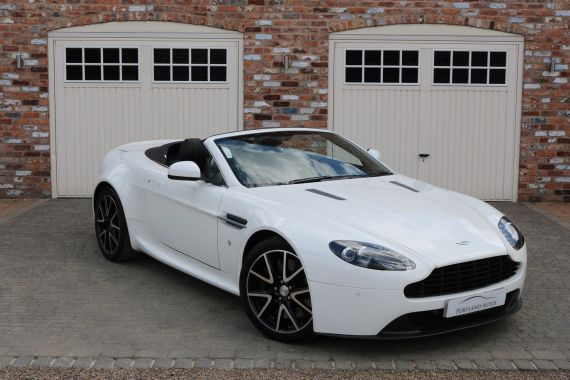 Used ASTON MARTIN VANTAGE in Yorkshire for sale