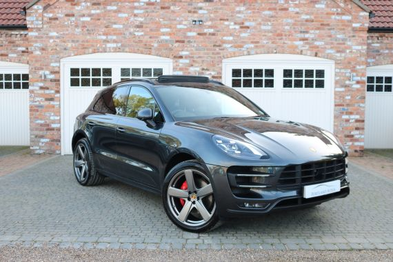 Used PORSCHE MACAN in Yorkshire for sale