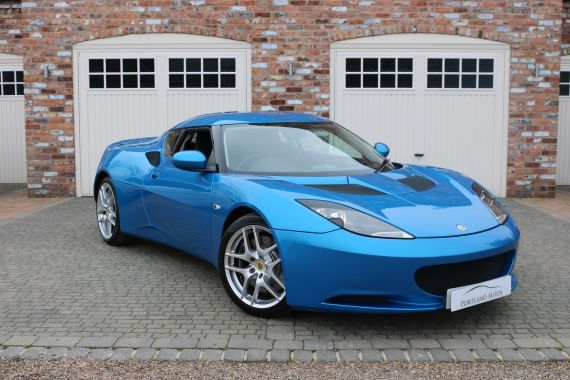 Used LOTUS EVORA in Yorkshire for sale