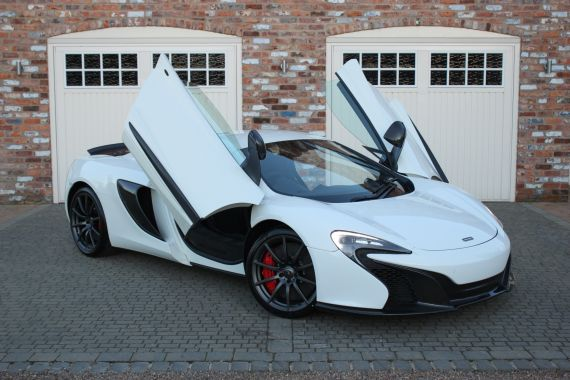 Used MCLAREN 650S in Yorkshire for sale