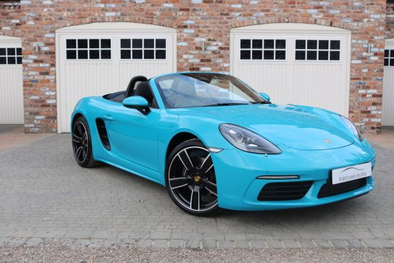 Used PORSCHE 718 BOXSTER in Yorkshire for sale