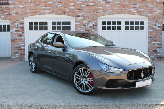Used MASERATI GHIBLI in Yorkshire for sale
