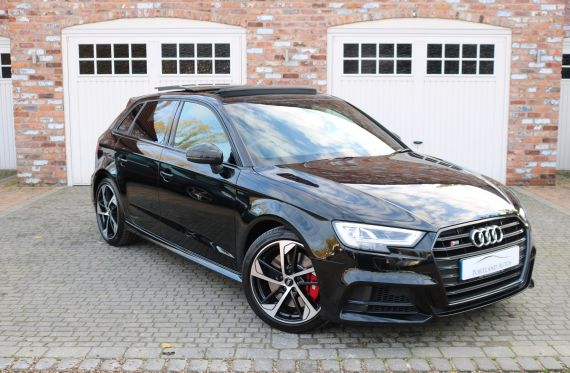 Used AUDI S3 in Yorkshire for sale