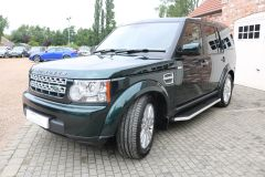 LAND ROVER DISCOVERY 4 SDV6 COMMERCIAL - 3638 - 15