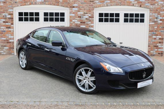 Used MASERATI QUATTROPORTE in Yorkshire for sale