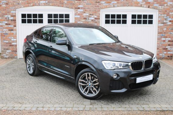 Used BMW X4 in Yorkshire for sale