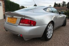 ASTON MARTIN VANQUISH V12 S 2+2 FULL AM HISTORY ONE OWNER - 1244 - 5