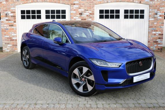 Used JAGUAR I-PACE in Yorkshire for sale