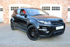 LAND ROVER RANGE ROVER EVOQUE SD4 DYNAMIC - 3479 - 1