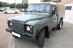 LAND ROVER DEFENDER 110 TD HIGH CAPACITY PICK UP - 2650 - 13
