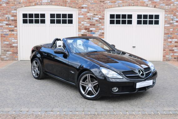 Used MERCEDES SLK in Yorkshire for sale
