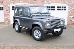LAND ROVER DEFENDER 90 TD5 COUNTY HARD TOP - 3500 - 1