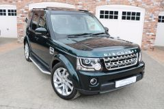 LAND ROVER DISCOVERY SDV6 HSE LUXURY - 3596 - 2