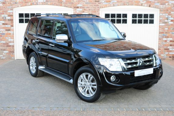 Used MITSUBISHI SHOGUN in Yorkshire for sale