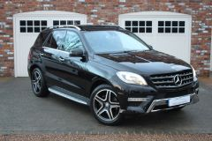 MERCEDES M-CLASS ML250 BLUETEC AMG LINE PREMIUM PLUS - 2864 - 1