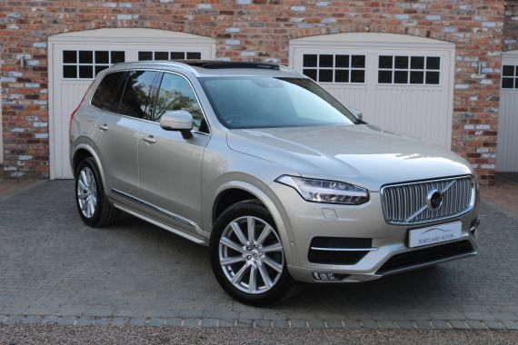 Used VOLVO XC90 in Yorkshire for sale