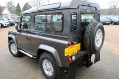 LAND ROVER DEFENDER 90 TD5 COUNTY HARD TOP - 3500 - 10
