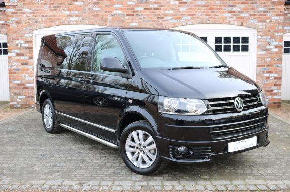 Used VOLKSWAGEN CARAVELLE in Yorkshire for sale