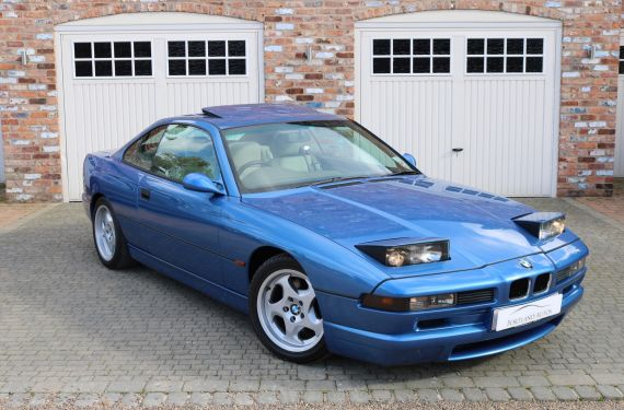 Used BMW 8 SERIES in Yorkshire for sale