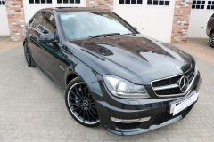 MERCEDES C-CLASS C63 AMG EDITION 125 - 3795 - 10