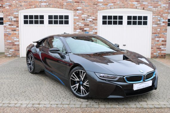 Used BMW I8 in Yorkshire for sale