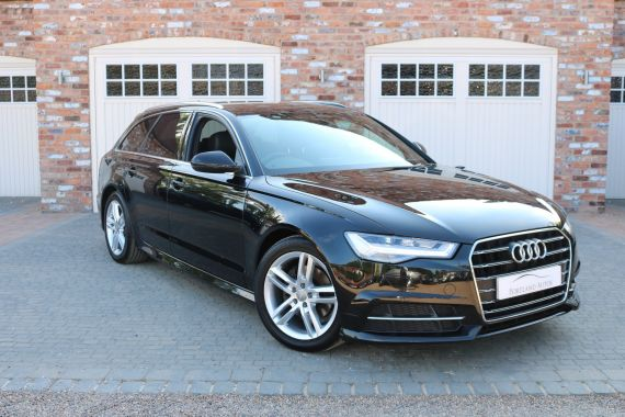 Used AUDI A6 AVANT in Yorkshire for sale