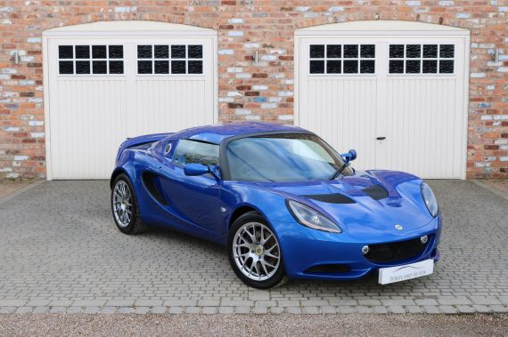 Used LOTUS ELISE in Yorkshire for sale