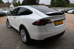 TESLA MODEL X LONG RANGE AWD - 4196 - 5