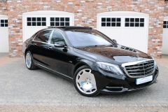 MERCEDES S-CLASS MAYBACH S600 - 4170 - 1