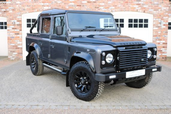 Used LAND ROVER DEFENDER 110 in Yorkshire for sale