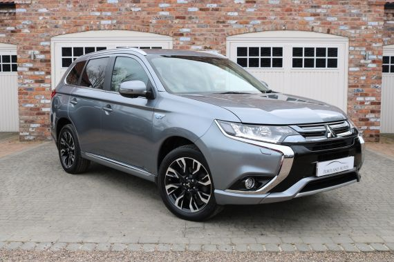 Used MITSUBISHI OUTLANDER in Yorkshire for sale