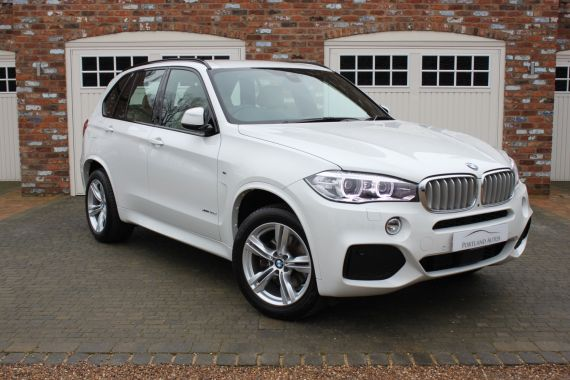 Used BMW X5 in Yorkshire for sale