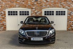 MERCEDES S-CLASS S350 BLUETEC AMG LINE EXECUTIVE - 4654 - 62