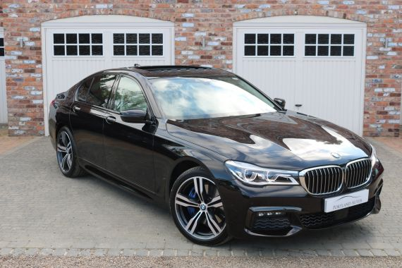 Used BMW 7 SERIES in Yorkshire for sale