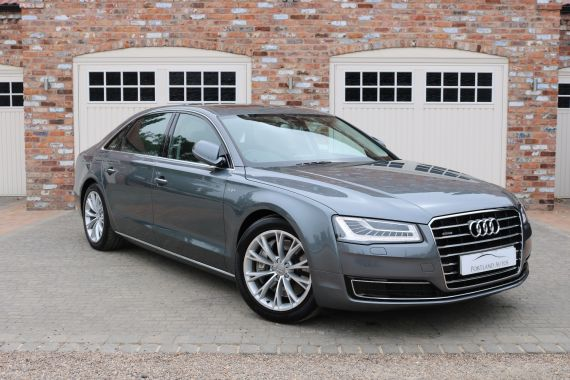 Used AUDI A8 in Yorkshire for sale