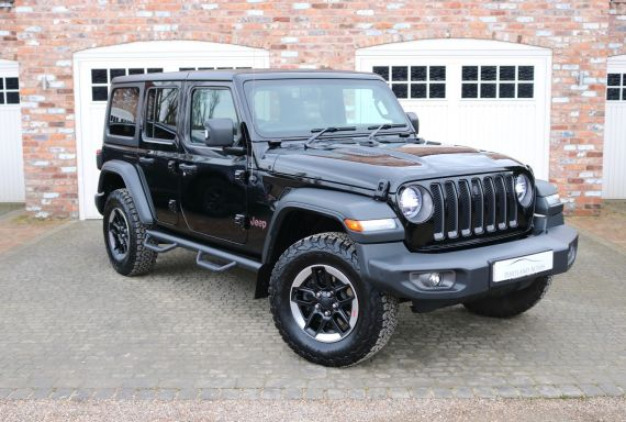 Used JEEP WRANGLER in Yorkshire for sale