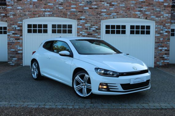Used VOLKSWAGEN SCIROCCO in Yorkshire for sale