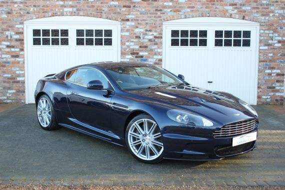 Used ASTON MARTIN DBS in Yorkshire for sale