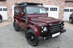 LAND ROVER DEFENDER 90 TD XS STATION WAGON - 3083 - 2
