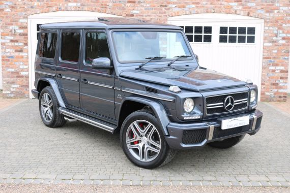 Used MERCEDES G-CLASS in Yorkshire for sale